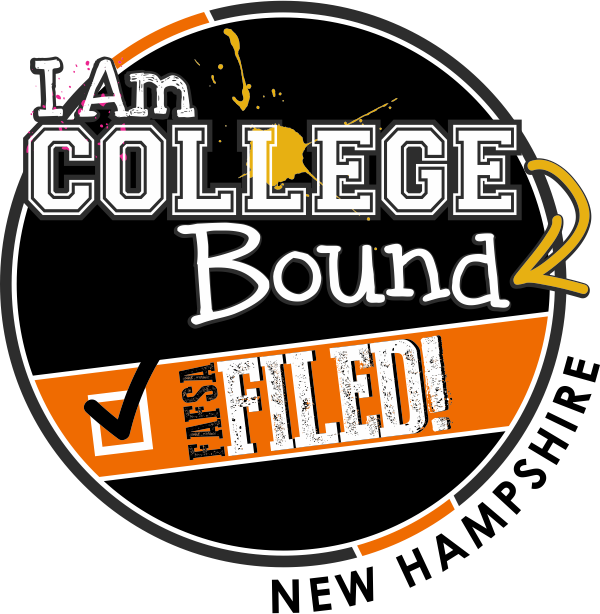 I Am College Bound I Filed New Hampshire #collegeboundnh