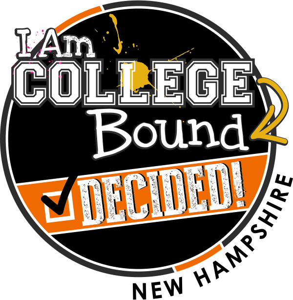 I Am College Bound I Decided New Hampshire #collegeboundnh