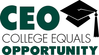 CEO, College Equals Opportunity Logo