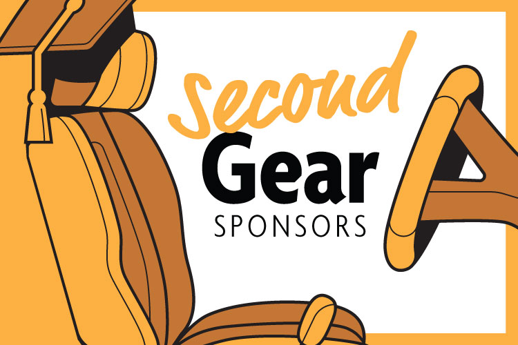 Logo of Second Gear ($250)